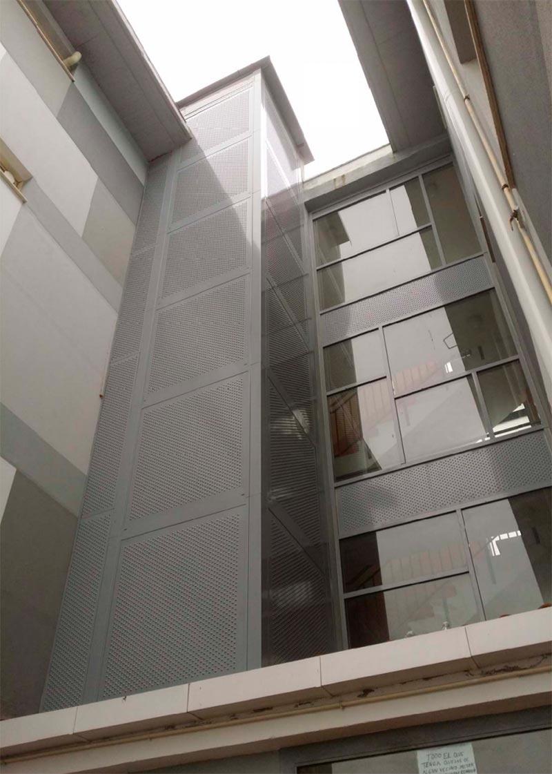 Montacargas madrid carretillas elevadoras madrid - Precio instalacion ascensor ...